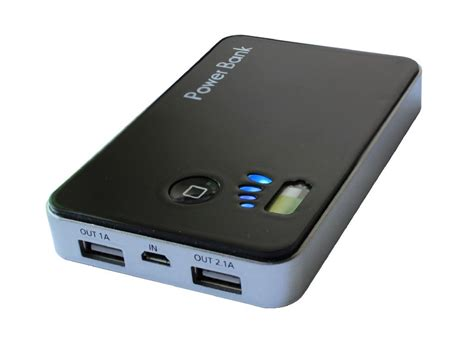 charger samsung output 2a dual usb 5000mah external portable power pack pb5000a