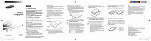 Samsung Electronics Co Epp100ijwu Wireless Charging Pad