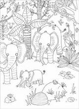 Paradise Coloring Wild Into Knitpicks Pages Lorna sketch template