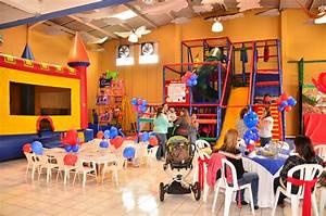 Party Planet Instalaciones