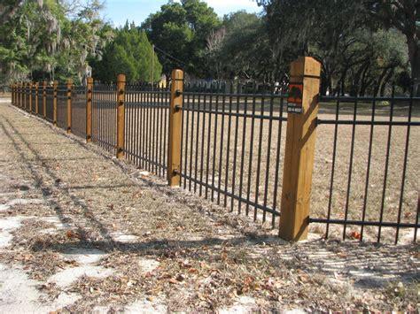 Home Depot Metal Fence Post Caps