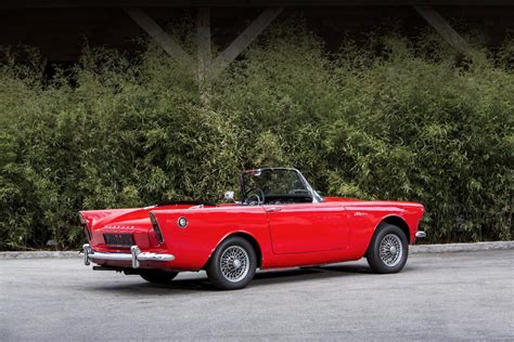 official buying guide sunbeam alpine