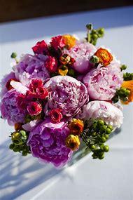 Centerpiece Peony Wedding Flowers