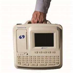 Spacelabs CardioExpress SL6A Resting ECG - Ecomed