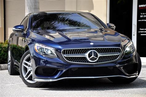 And an even more powerful and technologically advanced s65 amg model. 2015 Mercedes-Benz S550 4MATIC Coupe S550 4MATIC Stock ...