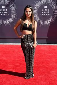 Becky G 2014 MTV Video Music Awards In Inglewood
