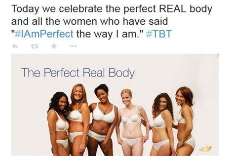 Brands Leap Into Victoria's Secret 'perfect Body' Fray