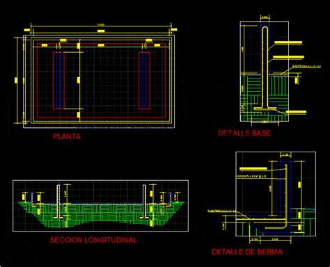 fuel storage tank dwg block  autocad designs cad