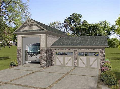 garage plans with shop ideas rv garage plans rv garage plan with attached 2 car