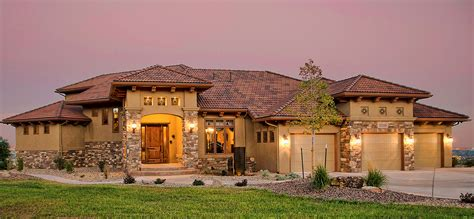 tuscany homes  custom designed homes   award