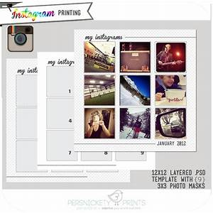 Photoshop instagram template photoshop stuff pinterest for Instagram template photoshop