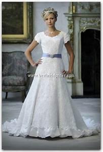lds modest prom dresses With lds modest wedding dresses