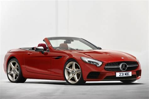 Mercedes Sl Class 2019 by New Mercedes Sl Due In 2019 With Revolutionary New