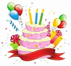 Birthday cake clip art happy birthday cake clipart 2 image ...