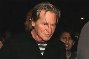 Val Kilmer out of hiding for Golden Globes party | Page Six