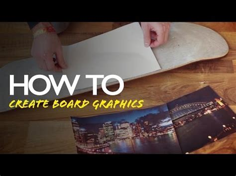 How To Create Custom Skateboard Graphics Youtube