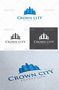 Crown City Logo | GraphicRiver