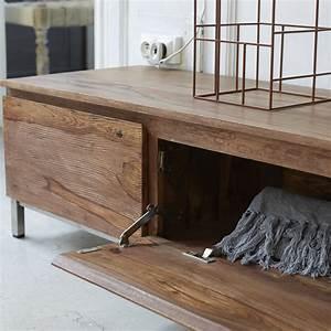 Tv Mobel Holz Metall Raum Und Mbeldesign Inspiration