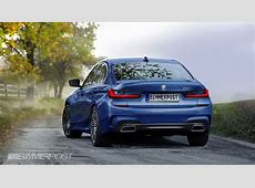 VWVortexcom Nextgen BMW 3 Series G20 prototype
