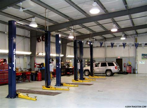 Car Dealership Buildings, Auto Showroom Steel Buildings