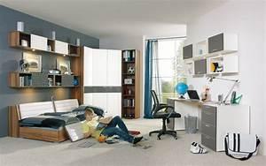 Jungen Jugendzimmer Ideen : jugendzimmer jungen komplett zusammen mit klein badezimmer planen ~ Sanjose-hotels-ca.com Haus und Dekorationen