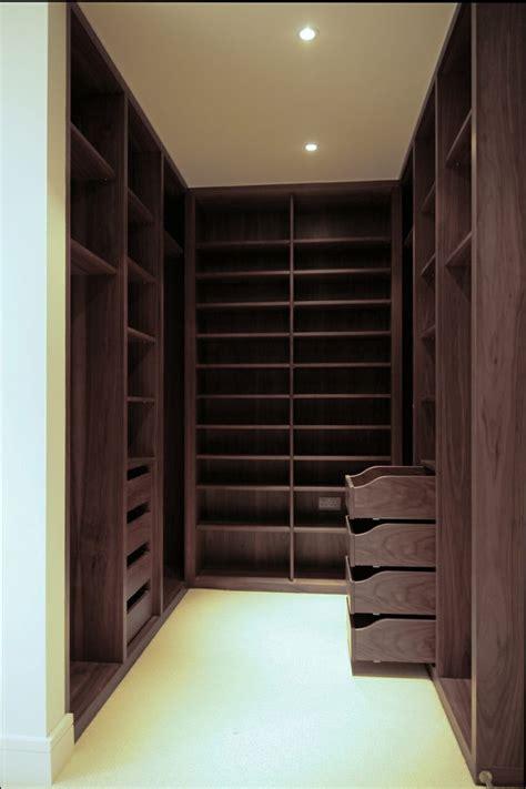 simple small walk in closet design great concept small