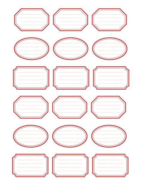 Label Template Etiquettes Imprimables Free Printable Vintage Label