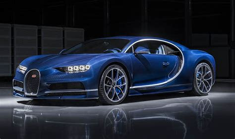 Bugatti Chiron Price, Top Speed, Specs, 0-60 And Release