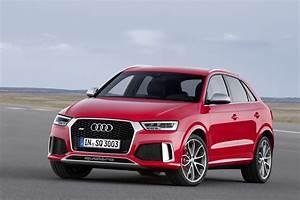 Nouveau Q3 Audi : scoop audi q3 2 2018 toutes les infos sur le nouveau q3 photo 3 l 39 argus ~ Medecine-chirurgie-esthetiques.com Avis de Voitures