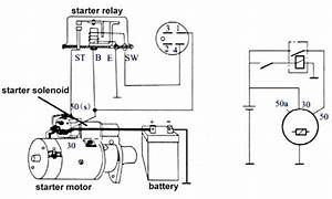 Simple Motor Circuit Diagram