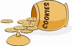 Chocolate Chip Cookie Clipart - Cliparts.co