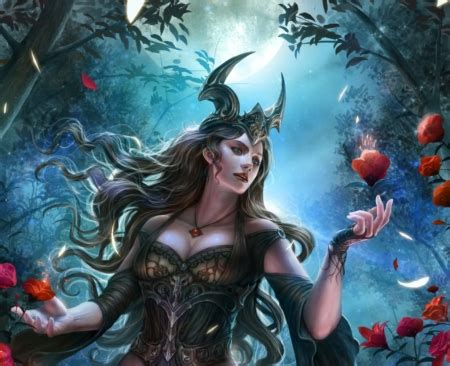 dark fairy fantasy abstract background wallpapers