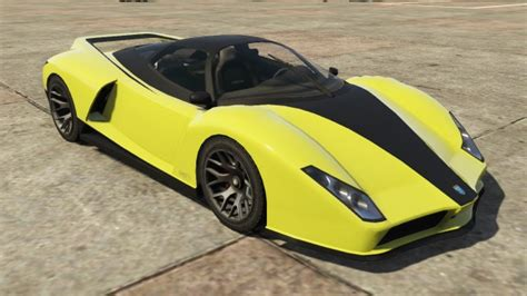 Fastest Car In Gta 5