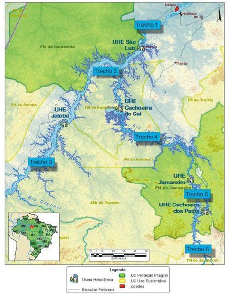 le barrage de belo monte brasil