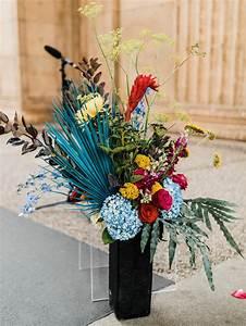 Colorful, Eclectic, Flower, Arrangements