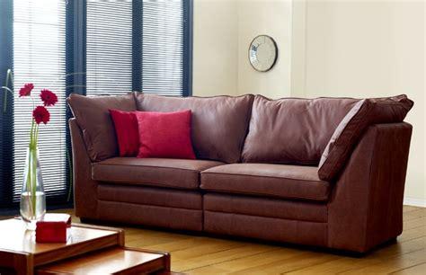 Montana Large Leather Sofa Leather Sofas