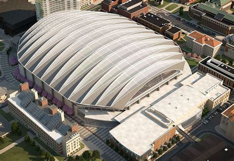 Was that really the Carrier Dome's new roof design? Maybe ...