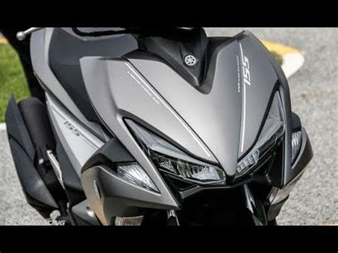 Yamaha Aerox 155vva 2019 by New 2018 2019 Yamaha Aerox 155 Top Diesel Eps4