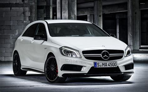 Amg cla mercedes 4k package aerodynamic 4matic. Mercedes-AMG A45 Wallpapers - Wallpaper Cave