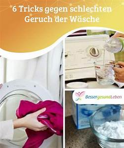 Geruch In Der Waschmaschine : 6 tricks gegen schlechten geruch der w sche es gibt verschiedene einfache hausmittel die ~ Watch28wear.com Haus und Dekorationen