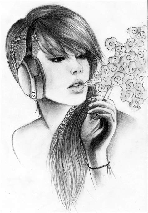Best Smoke Drawing Ideas And Images On Bing Find What You Ll Love