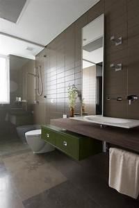 carrelage salle de bains et 7 tendances a suivre en 2015 With salle de bain rectangulaire