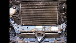 Ford Focus Radiator Change  Air Conditioning Model