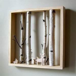 Holz Geschenke Selber Machen : 40 kreative vorschl ge wie sie bilderrahmen selber bauen ~ Watch28wear.com Haus und Dekorationen