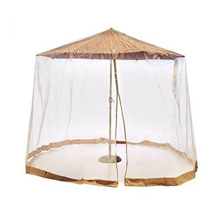 mosquito netting for patio umbrella southern casual living canopy patio umbrella mosquito