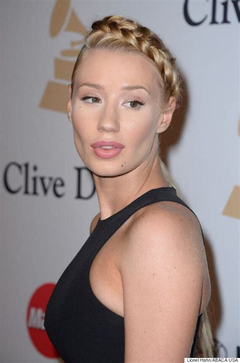 Iggy Azalea 'Glad' To Lose Out To Eminem For Best Rap ...