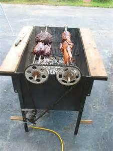 Homemade Smoker Grill Plans
