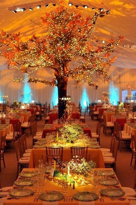 21 fall wedding decorating ideas messagenote