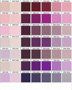 Nuancier Pantone Rose Violet In 2019 Pantone Color Chart