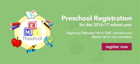 preschool registration is open elizabeth city emc 770   16 preschool registration